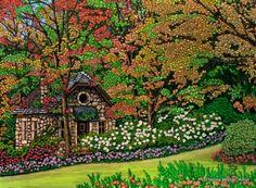 Stone Cottage - Canada Thelma Winter