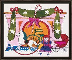 andy warhol christmas card