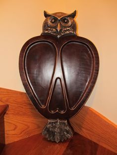 carving board that I would just hang in my kitchen- OWL :)
