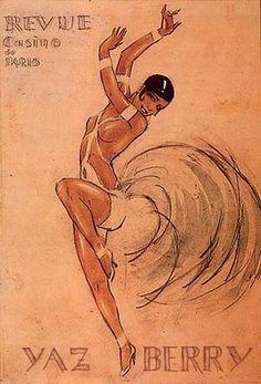 #burlesque art-inspiration