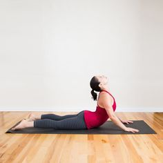 Yoga Poses For Better Sleep | POPSUGAR Fitness