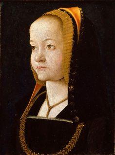 Portrait d'une femme, Jean Perréal