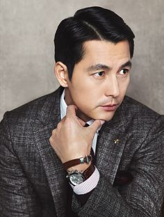 Jung Woo Sung's F/W 2015 Visuals For Bruno Baffi & INDIAN | Couch Kimchi