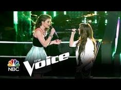 """Christina Grimmie vs. Sam Behymer: """"Counting Stars"""" The Voice - YouTube"""