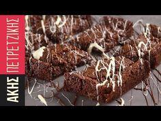 Μπισκότα με σοκολάτα και marshmallows | Άκης Πετρετζίκης