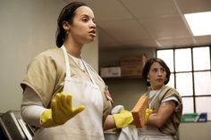 Pin for Later: The Cast of Orange Is the New Black Looks Way Different in Other Roles Dascha Polanco as Daya Diaz