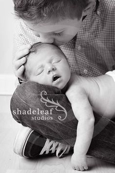 Newborn And Two Sibling Photography | ... of my very favorite images from Charlie*s newborn portrait session