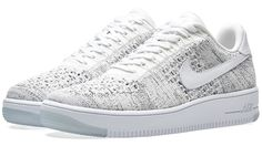 size 40 7d85f 59a58 Nike Air Force 1 Flyknit Low White 03 Ilmavoimat 1, Nike Air Force, Converse