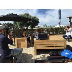 Interview d'une jeune actrice intelligente, drôle et nature #ChloeGraceMoretz #Deauville2016 @OCSTV #CineSeriesCie #cinema #instadaily