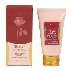 Rose 4 Reines Velvet Hand Cream // Love this hand cream, smells amazing!