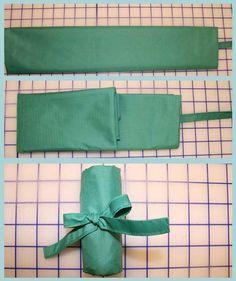 Tutorial: How to make a reusable market bag