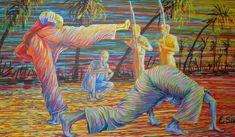 capoeira arte, art