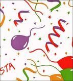 Fiesta Purple and Yellow Oilcloth Tablecloth
