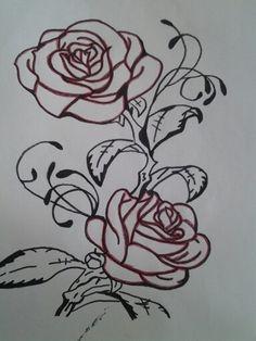 My work. For my mommy.