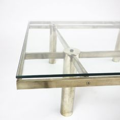 """""""Andre"""" coffee table by Tobia Scarpa 