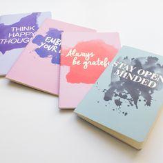 Note books, new design. Price DKK 4,88 / NOK 6,48 / SEK 6,60 / € 0,68 #søstrenegrene #sostrenegrene #statement #newdesign #notesbøger #notesbog #kladdehæfte #notebook #blankesider #udenlinjer #work #office #schoolwork #stationary #kontorartikler