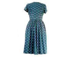 Vintage Dirndl / Alte trachtenkleid / Gr: 42/44 von Madame Chic Vintage auf DaWanda.com
