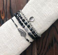 Etsy Jewelry, Boho Jewelry, Jewellery, Evil Eye Bracelet, Bracelet Set, Crystal Bracelets, Jewelry Bracelets, Etsy Handmade, Handmade Jewelry