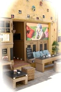 Best Places to Dine and Party in St Tropez France. Characteristic Villas & Hotels of Saint Tropez... the famous Brigette Bardot is everywhere in St Tropez