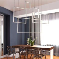Lampe /à LED /à suspendre Plante artificielle Maison Fut/ée