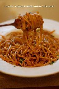 Haitian spagetti