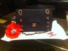 Chanel Classic Bag Cake