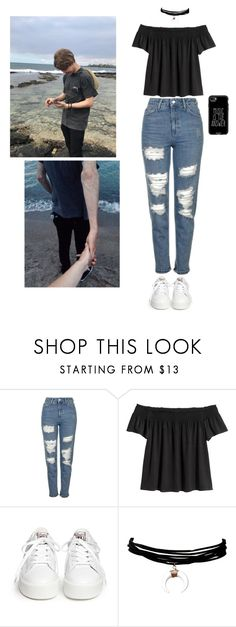 """Hawaii #67 Jimin"" by fadedhuman ❤ liked on Polyvore featuring Topshop, Ash and Casetify"