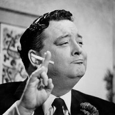 Jackie Gleason--loved him on his own show, before The Honeymooners.