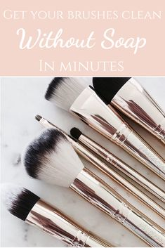 How To Clean Your Makeup Brushes Accessories care Color Tools Makeup Free Makeup Makeup Maskcara Makeup, Maskcara Beauty, Drugstore Makeup, Beauty Makeup, Body Makeup, Makeup Artist Tips, Thing 1, Beauty Hacks, Beauty Tips