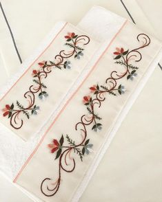 Best 9 729 Likes, 5 Comments – Ev Teksitili Ürünleri ( on Ins… – faqen time – Page 594193744565796803 Hand Embroidery Videos, Hand Embroidery Flowers, Embroidery On Clothes, Hand Embroidery Stitches, Hand Embroidery Designs, Diy Embroidery, Embroidery Patterns, Chudidhar Neck Designs, Palestinian Embroidery
