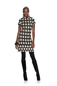 The Rockefeller dress from upcoming Etcetera's Fall '12 Collection - wow, that's REALLLY cute!
