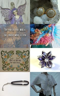 On a Wing and a Prayer.... by Chrystina on Etsy--Pinned with TreasuryPin.com