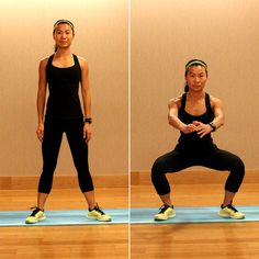 20-Minute Total-Body Tabata Workout | POPSUGAR Fitness