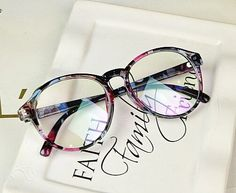 Find More Information about Anti fatigue radiation resistant gogglse vintage circle glasses male Women eyeglasses frame