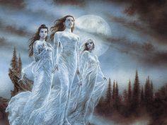 The Vampire Sextette - Luis Royo - Evolution Real Vampires, Vampires And Werewolves, Arte Horror, Horror Art, Funny Horror, Mythological Creatures, Mythical Creatures, Fantasy Kunst, Fantasy Art