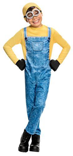 Minion Bob Costume #Shopko