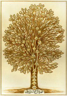 islamic tree - Google Search