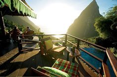 Ladera Resort- An Unique Design with Amazing Natural Surroundings