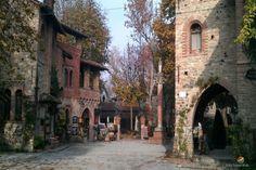 Grazzano Visconti un borgo dal fascino particolare ~ Italy Travel Web