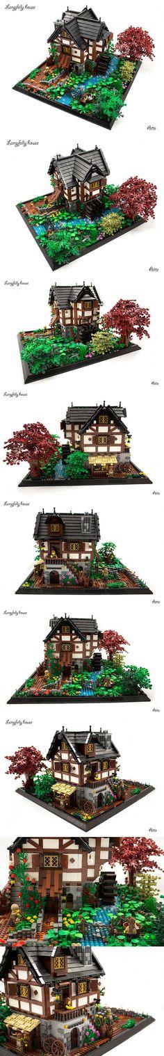 Langfelly house