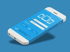 Mobile Hotspot Login by Reza Padillah