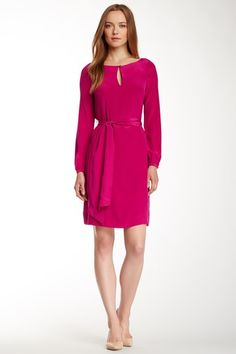 Kathy Silk Dress by Tory Burch on @HauteLook