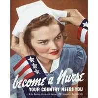 Nursing....I wish we still had those cute little hats!