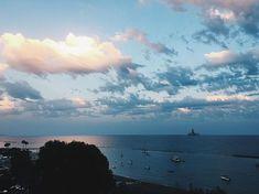 Всех с понедельном! . Немножко осени дождей и прохлады на этой нелеле . Если честно это даже нас радует а вас?)) . #кипр2019 #кипрлимассол #cyprusbutterfly #осеньнакипре #cyprus2019 Cyprus News, Clouds, Celestial, Sunset, Outdoor, Outdoors, Sunsets, Outdoor Games, The Great Outdoors