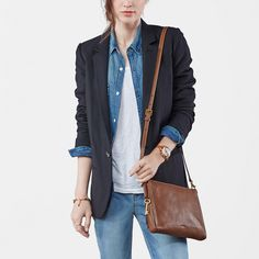 6cea4e7d18fa 10 Best Fossil bags images in 2018 | Fossil bags, Fossil purses, Bags