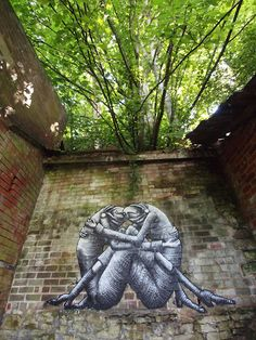 Juxtapoz Magazine - Displaying items by tag: Street Art Street Art Utopia, Street Art Graffiti, Sheffield Art, Stencil, Street Art Love, Spoke Art, Outdoor Art, Street Artists, Public Art
