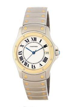 Vintage Men's/Unisex Cougar Watch