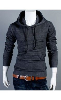 Pull Over Hoodie and Other Cool Men's Clothes