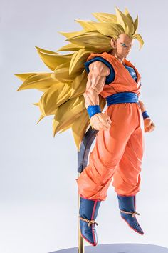 Dragon Ball Super : SCultures Zoukei Tenkaichi Budoukai 6 (Vol.6) – Son Goku SSJ3   Figurines et Goodies Manga, US et Sexy   Geek in Box