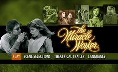 The Miracle Worker ~ Starring: Patty Duke, Anne Bancroft and Victor Jory (1962)